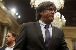 Глава Каталонии ждет от глав местных администраций доклада о готовности к референдуму
