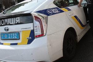 В Днепре водитель BMW устроил гонки с полицией