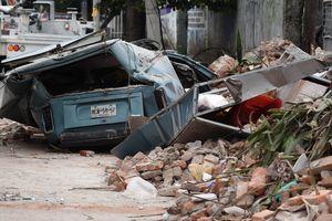 Число жертв мощного землетрясения в Мексике резко увеличилось