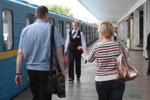 """В киевском метро появится поезд """"Энеида"""""""