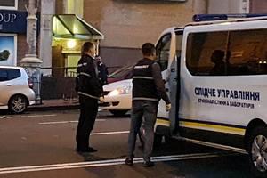 Взрыв автомобиля в центре Киева может быть квалифицирован как теракт
