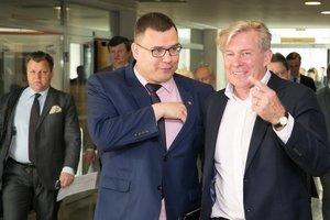 Беларусь отказала в визах шестерым депутатам литовского Сейма