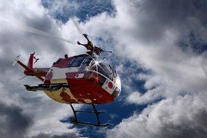 В США разбился медицинский вертолет: не выжил никто