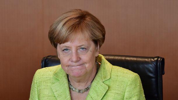 Ангела Меркель, фото AFP