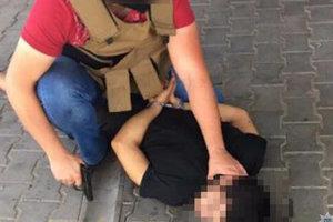 В Запорожье задержала банду похитителей людей