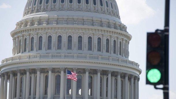 Сенат США, фото AFP