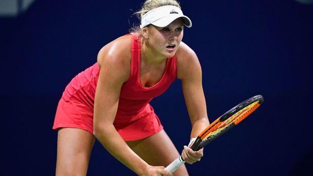 Украинка Козлова выиграла турнир в«Поднебесной», переиграв вфинале россиянку
