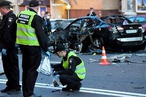 Взрыв авто в центре Киева: появились важные детали о бомбе