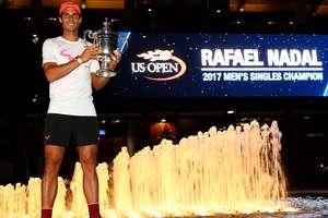 Рафаэль Надаль стал трехкратным победителем US Open