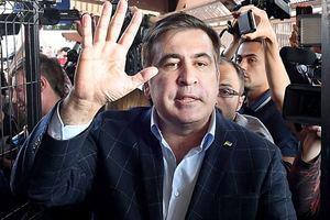 Прорыв Саакашвили в Украину: что ему грозит
