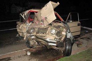 Смертельное  ДТП на Буковине: столкнулись две легковушки