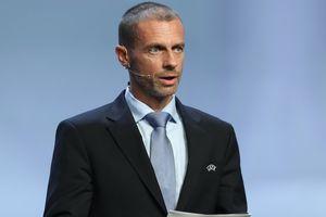 """Президент УЕФА пообещал исключить """"ПСЖ"""" из еврокубков"""