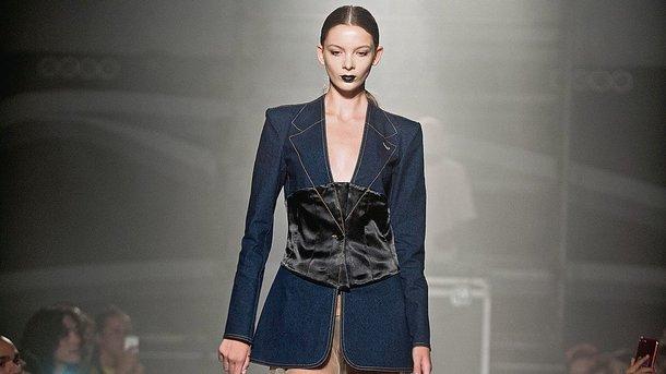 9841a33f1ced В Киеве завершилась очередная Неделя моды, в рамках которой свои новые  коллекции представили украинские дизайнеры.