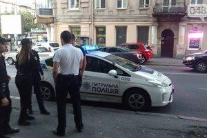 В центре Одессы избили известную активистку