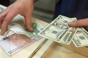 Доллар и евро в Украине упали после взлета