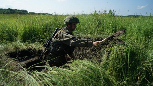 На 3-х  полигонах наюге Российской Федерации  начались большие  военные учения