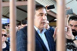 СБУ возьмется за прорыв Саакашвили на границе