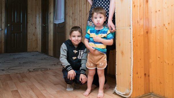 Втаджикской семье живут Путин иШойгу