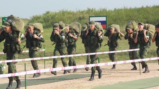 ГПСУ: русских войск вбелорусских учениях недостаточно для наступления на Украинское государство
