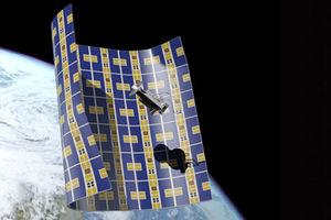NASA укроет космический мусор одеялами