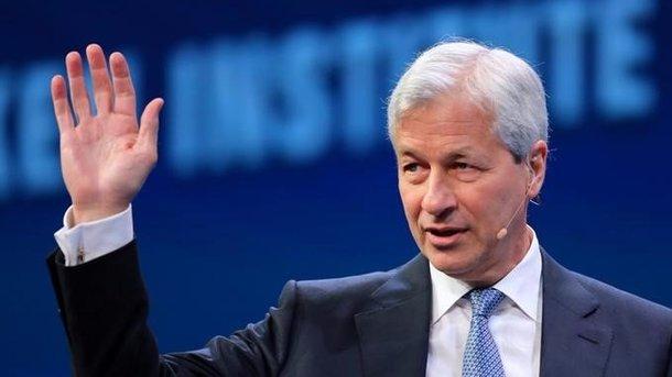 Руководитель  банка JPMorgan будет увольнять собственных  служащих  заторговлю биткоинами