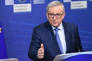 Юнкер раскрыл приоритеты ЕС на 2018 год