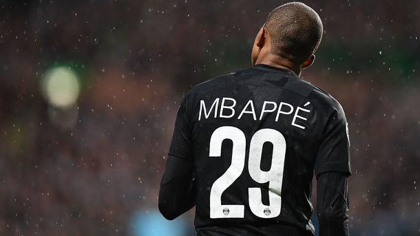Мбаппе вошел висторию Лиги чемпионов
