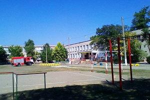 """Две школы """"заминировали"""" в Бердянске: эвакуировали более тысячи детей"""