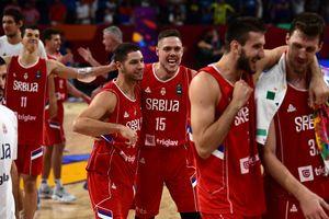 Сборная Сербии стала последним полуфиналистом Евробаскета-2017