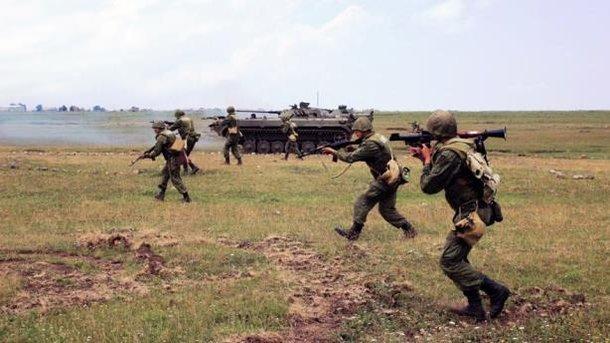 Минобороны Беларуссии: русские войска уже тут, остальных непланируется