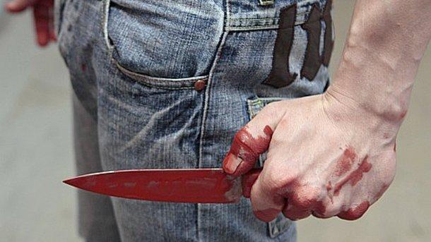ВХарьковской области нетрезвый мужчина впроцессе ссоры ударил ножом отца