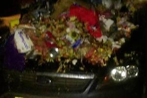 """""""Грязная"""" месть: в Крыму наказали россиянина за неправильную парковку"""