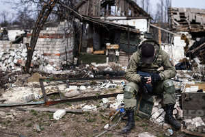 "Украинский суд отпустил на волю боевика ""ДНР"""