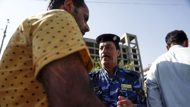 Число погибших  двойного теракта наюге Ирака возросло  до74