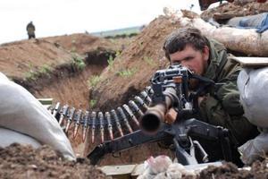 Боевики накрыли из гранатометов Пески, ранены двое бойцов