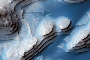 NASA удивило новыми фотографиями с Марса