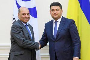 Украина заинтересована в активизации сотрудничества с ЕБРР – Гройсман