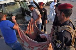 Число жертв атаки на ресторан и блокпост в Ираке достигло 74