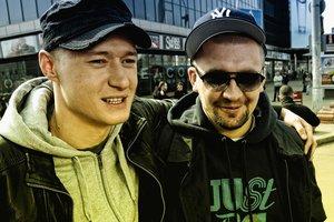 """Лидер """"Бумбокс"""" жестко высказался в адрес российского рэпера Басты - тот ответил на украинском"""