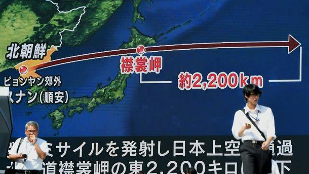Совбез ООН проведет экстренное совещание всвязи спуском ракеты КНДР