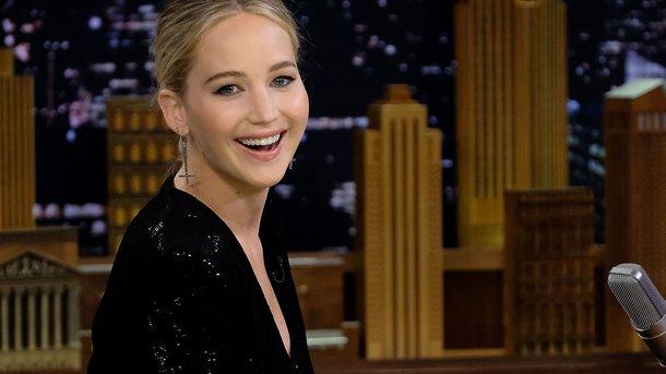 Дженнифер Лоуренс сообщила что временно оставляет кинобизнес