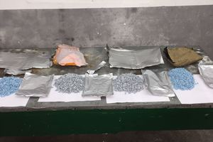 Наркотики на 1,5 мільйона: СБУ спіймала контрабандистів психотропних таблеток