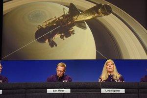 Видео: NASA получило последний сигнал и объявило об уничтожении Cassini