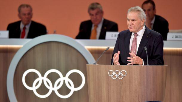 Денис Освальд заявил, что 10% проб оказались положительными. Фото AFP