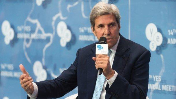 Керри боится, что Путин заманивает Запад вловушку