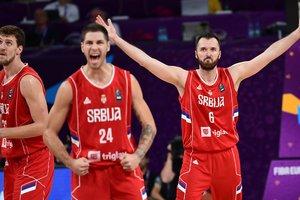 Сербы не дали россиянам выйти в финал Евробаскета