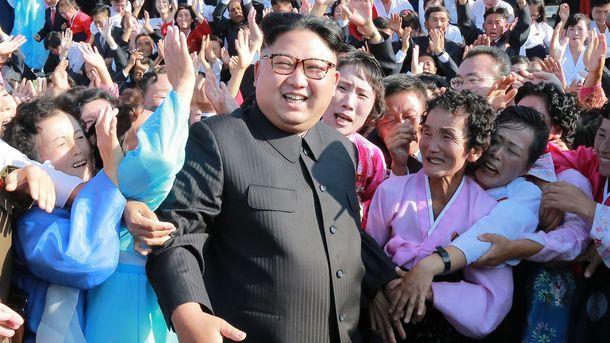 Ким Чен Ын, фото AFP