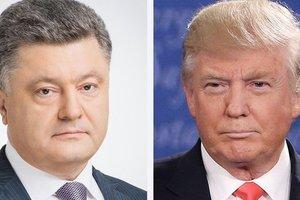 Белый дом подтвердил встречу Трампа и Порошенко 21 сентября