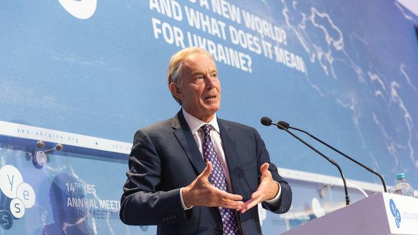 Достичь мира можно только с тем, кто его хочет - Блэр на YES