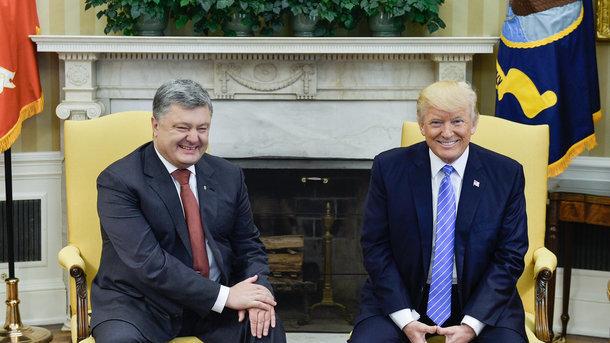 В МИД детально рассказали, о чем будут говорить Порошенко и Трамп